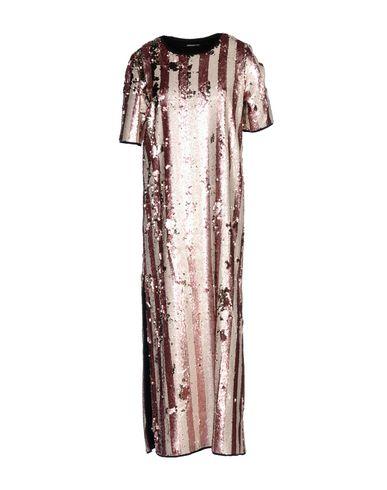 NINEMINUTES Длинное платье платье длинное в полоску
