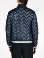 ARMANI EXCHANGE CHEVRON QUILTED PUFFER JACKET Puffer D r