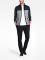 ARMANI EXCHANGE COLORBLOCK DOWN PUFFER VEST PUFFER JACKET Man a