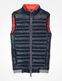 ARMANI EXCHANGE PACKABLE DOWN PUFFER VEST PUFFER JACKET Man b