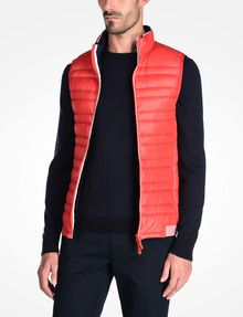 ARMANI EXCHANGE PACKABLE DOWN PUFFER VEST PUFFER JACKET Man f
