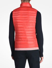 ARMANI EXCHANGE PACKABLE DOWN PUFFER VEST PUFFER JACKET Man r