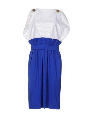 VIONNET Платье до колена vionnet vionnet платье из шелка sf 145254