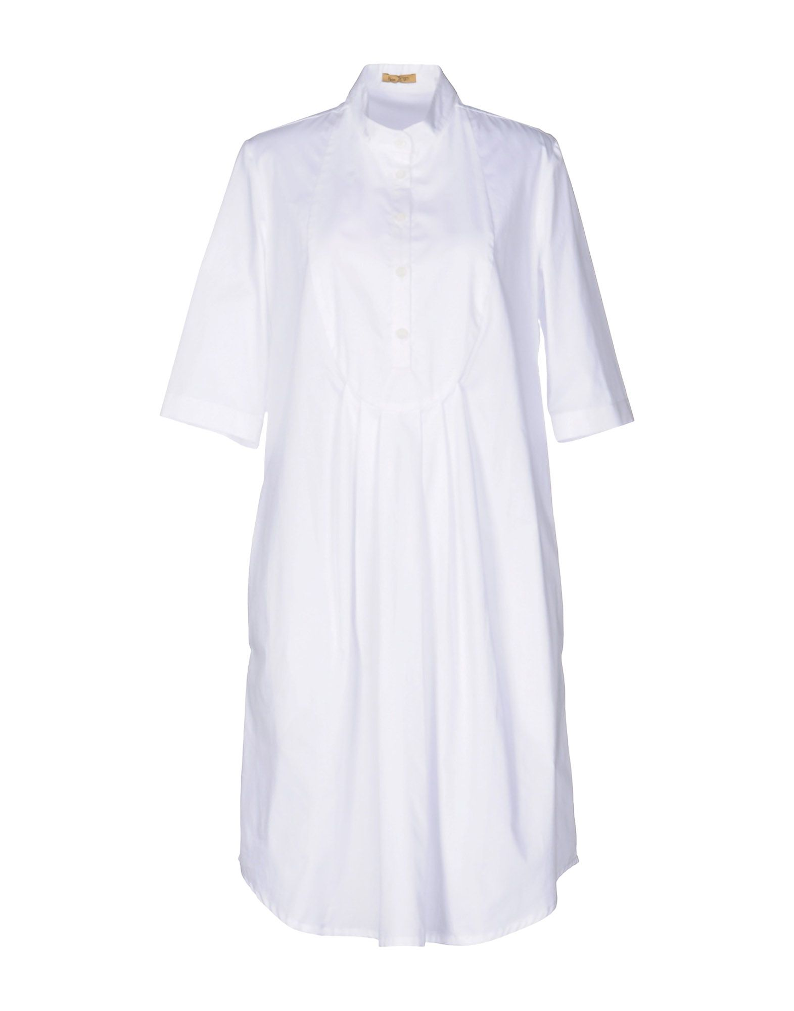где купить PETER JENSEN Короткое платье по лучшей цене