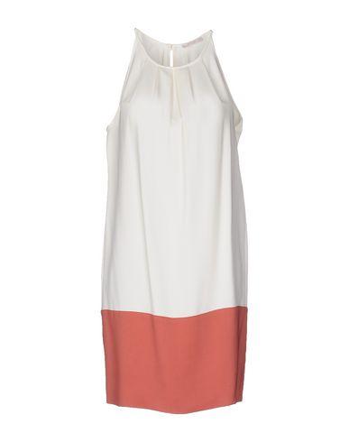 Купить Женское короткое платье  цвет слоновая кость