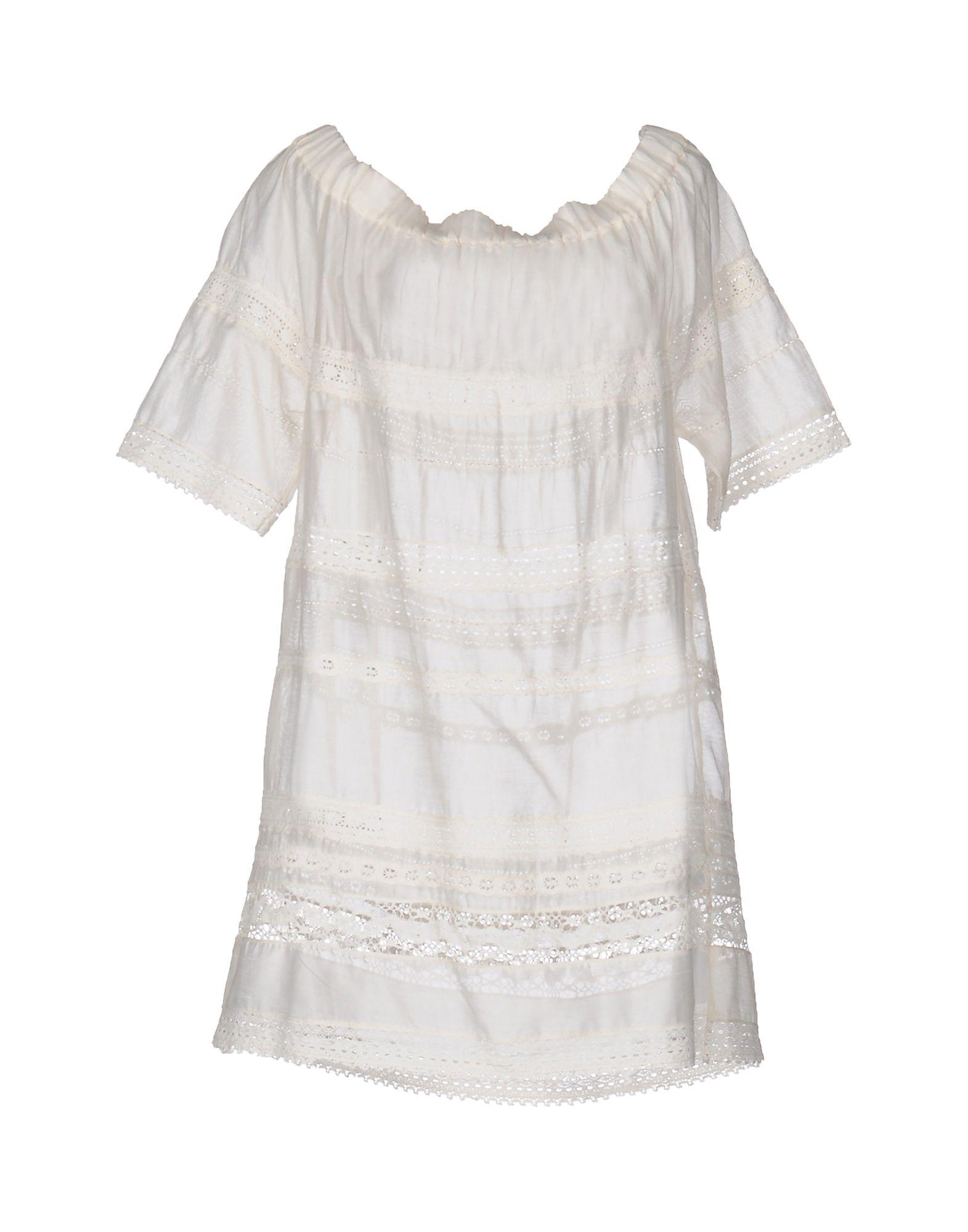 TWIN-SET Simona Barbieri Короткое платье светильник настенно потолочный globo 48160