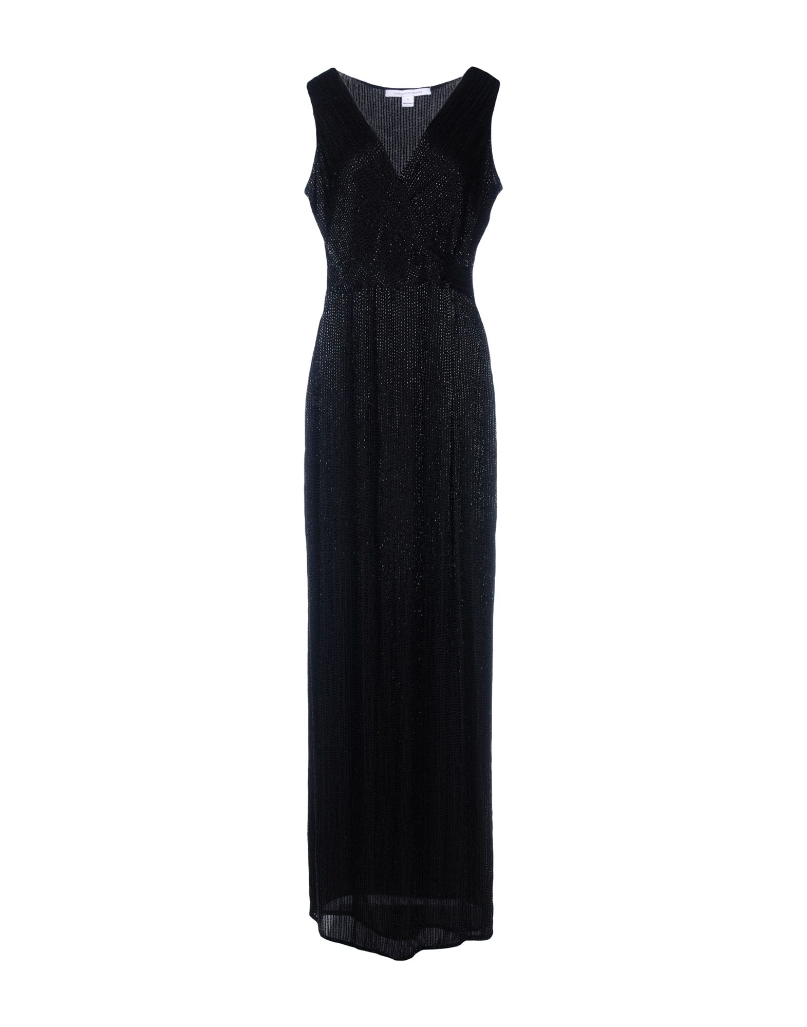 Фото DIANE VON FURSTENBERG Длинное платье. Купить с доставкой