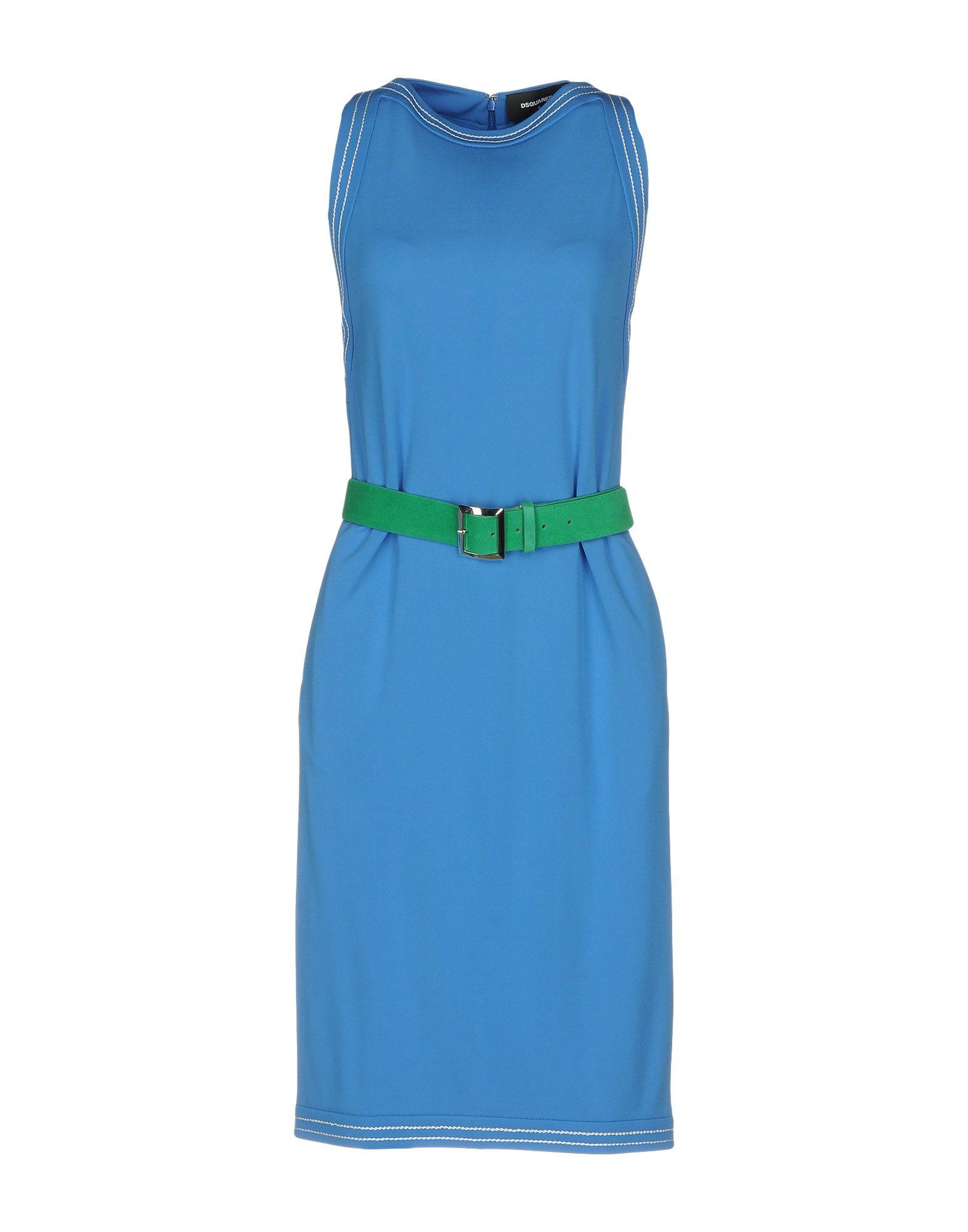 где купить DSQUARED2 Платье до колена по лучшей цене
