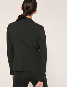 ARMANI EXCHANGE CLASSIC ONE-BUTTON BLAZER Blazer Woman e
