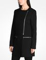 ARMANI EXCHANGE MOTO INSPIRED LONG COAT Coat D d