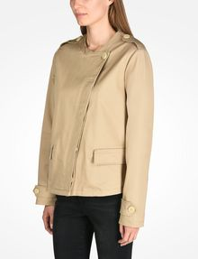 ARMANI EXCHANGE ASYMMETRIC UTILITY JACKET Jacket Woman d