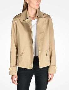 ARMANI EXCHANGE ASYMMETRIC UTILITY JACKET Jacket Woman f