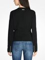 ARMANI EXCHANGE TIE WAIST MOTO JACKET Jacket Woman r