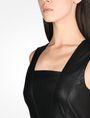 ARMANI EXCHANGE FAUX LEATHER DRESS Mini dress D e