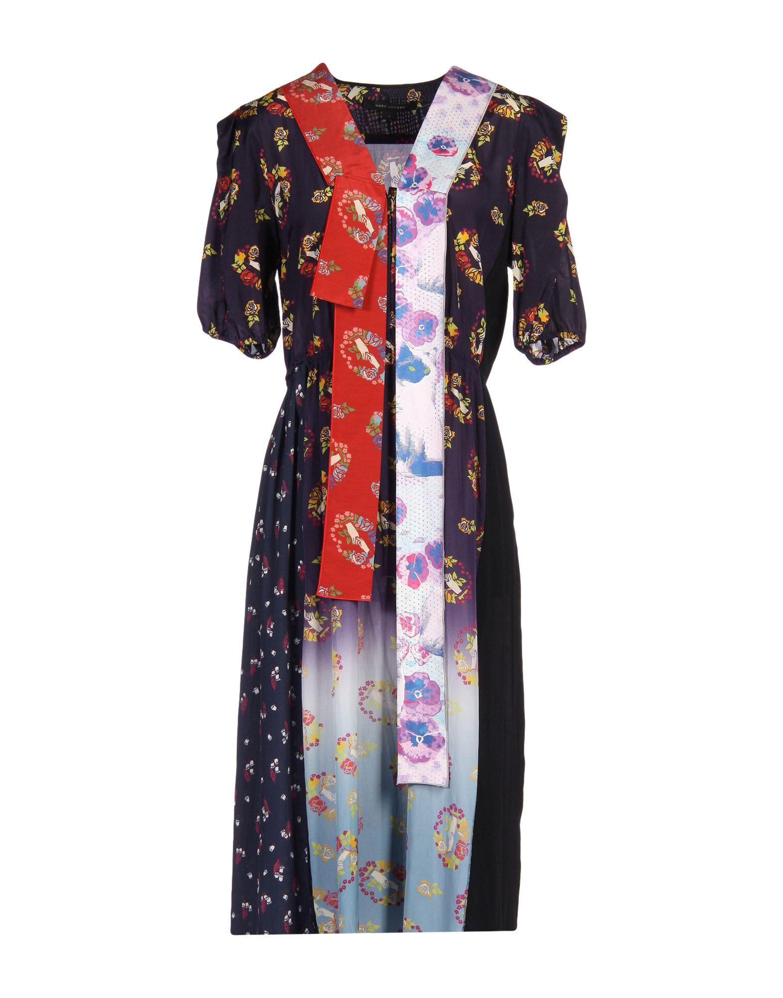 MARC JACOBS Платье длиной 3/4 lisa corti платье длиной 3 4