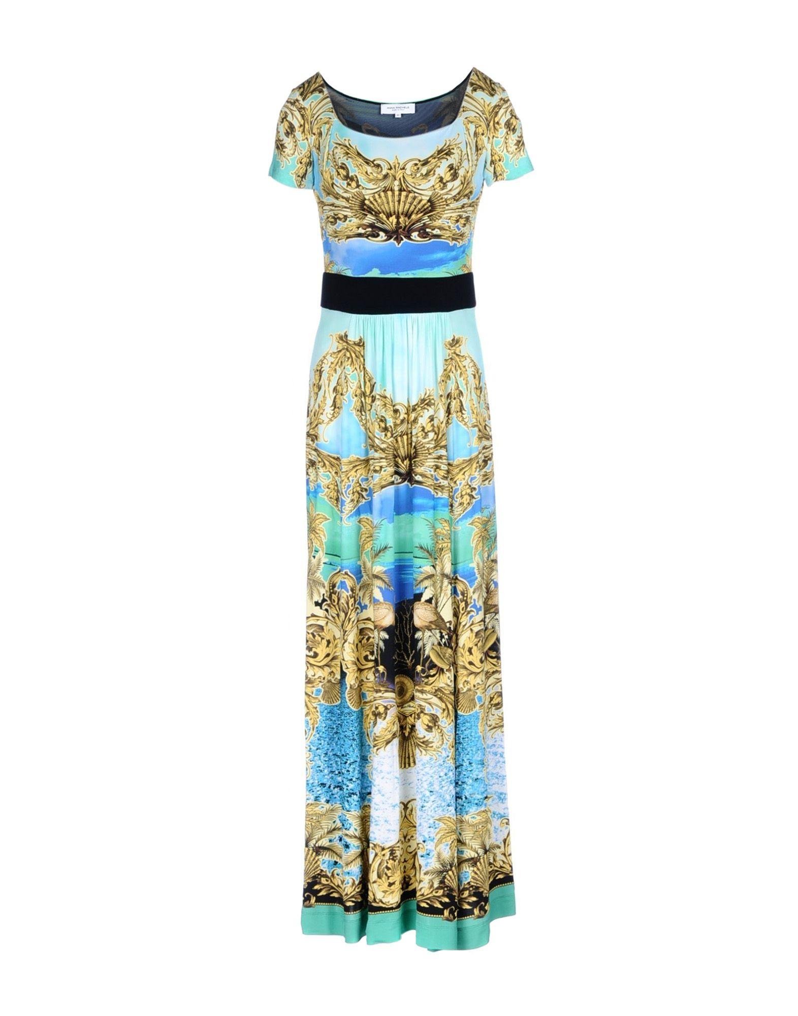 ANNA RACHELE Длинное платье платье anna rachele платья и сарафаны мини короткие
