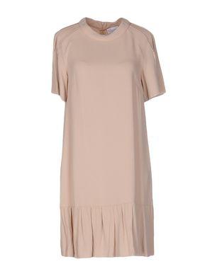 REDValentino Damen Kurzes Kleid Farbe Beige Größe 7 Sale Angebote Cottbus