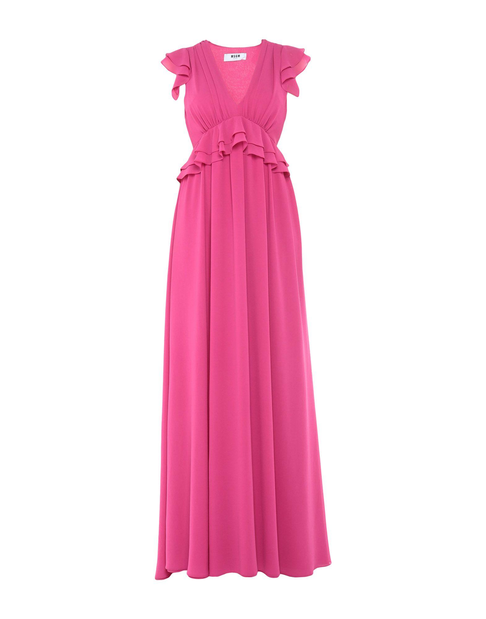 цена на MSGM Длинное платье