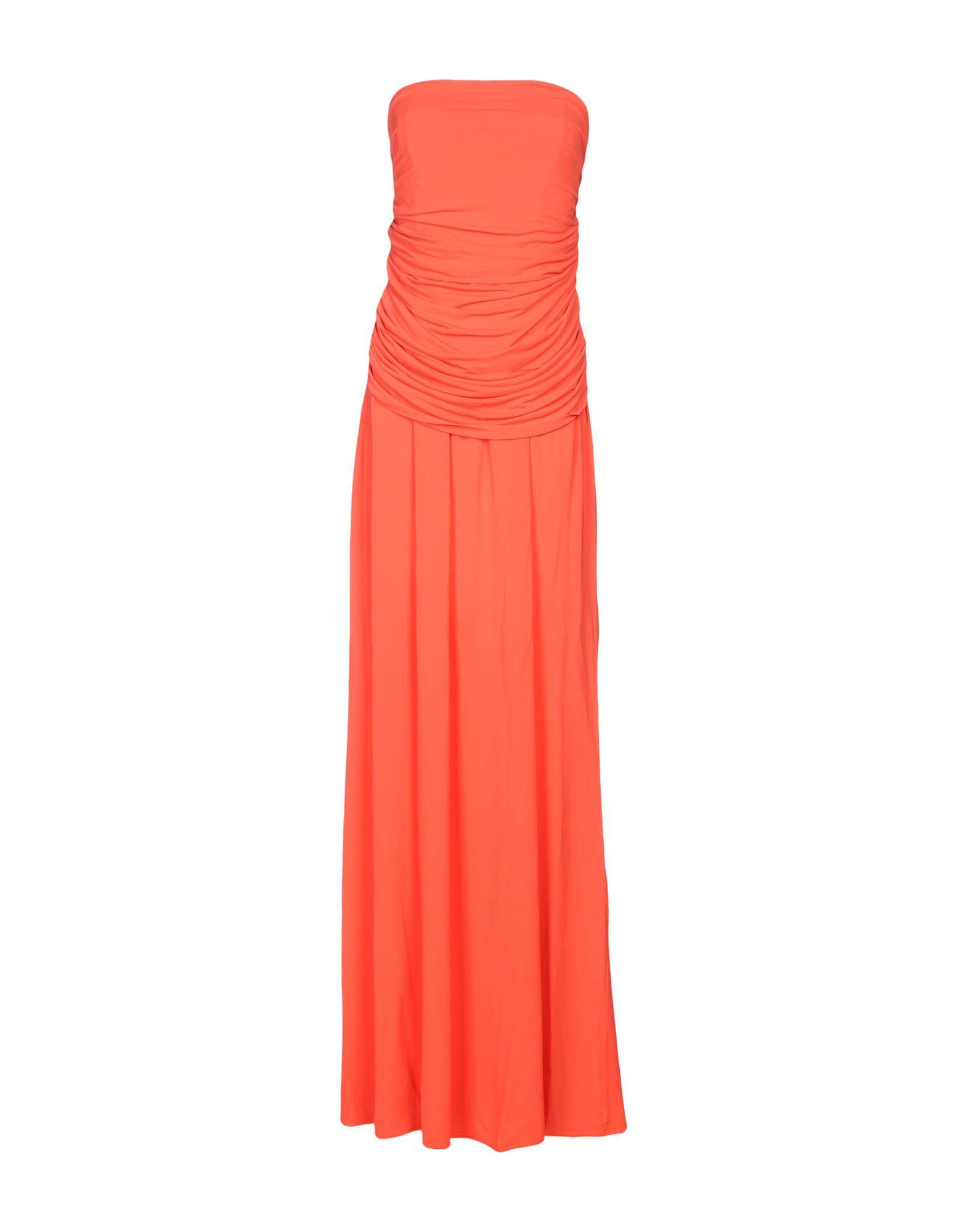 цена  FRANCESCA FERRANTE Платье длиной 3/4  онлайн в 2017 году