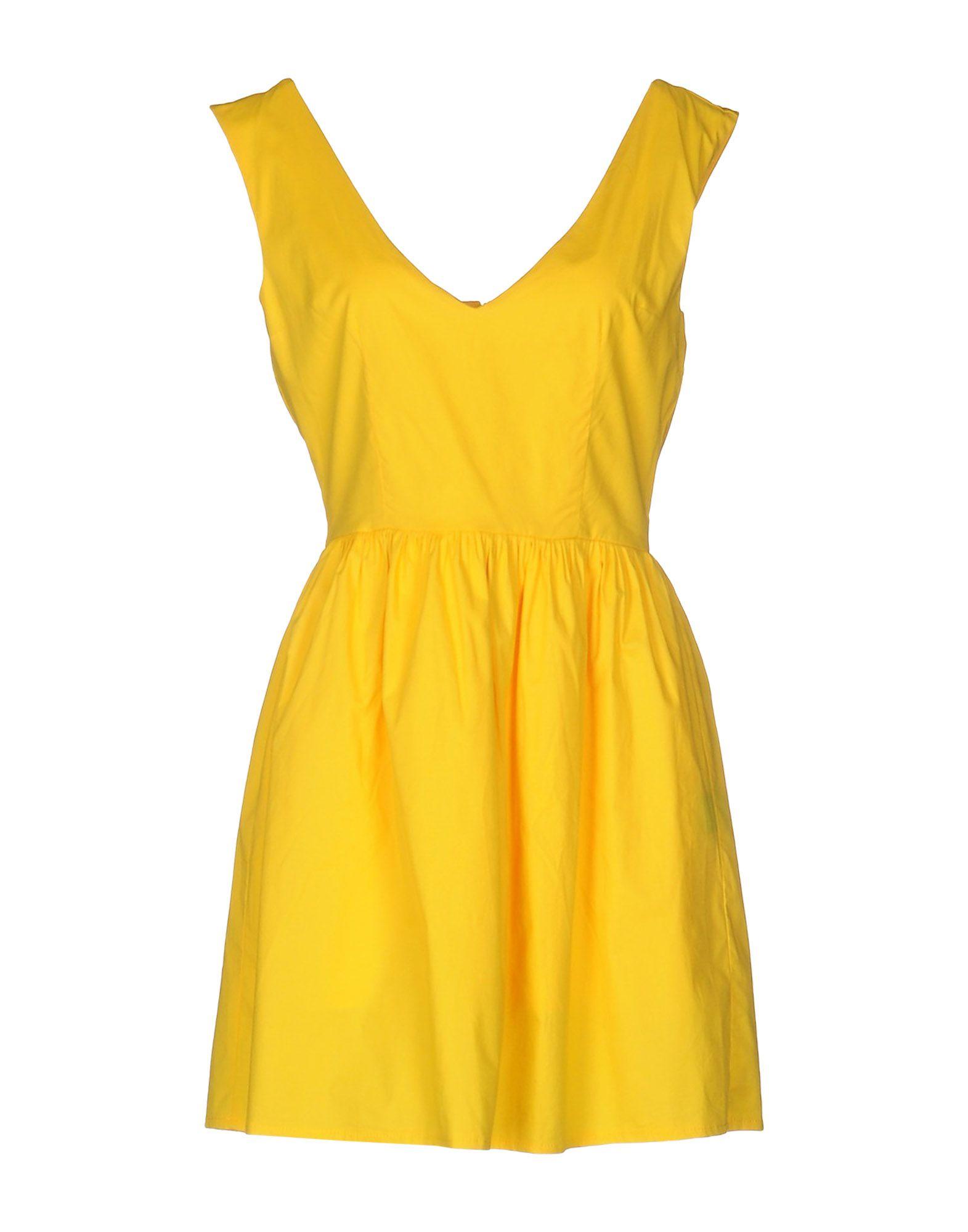 MAIOCCI Короткое платье раздельный купальник lora grig купальник wp011302