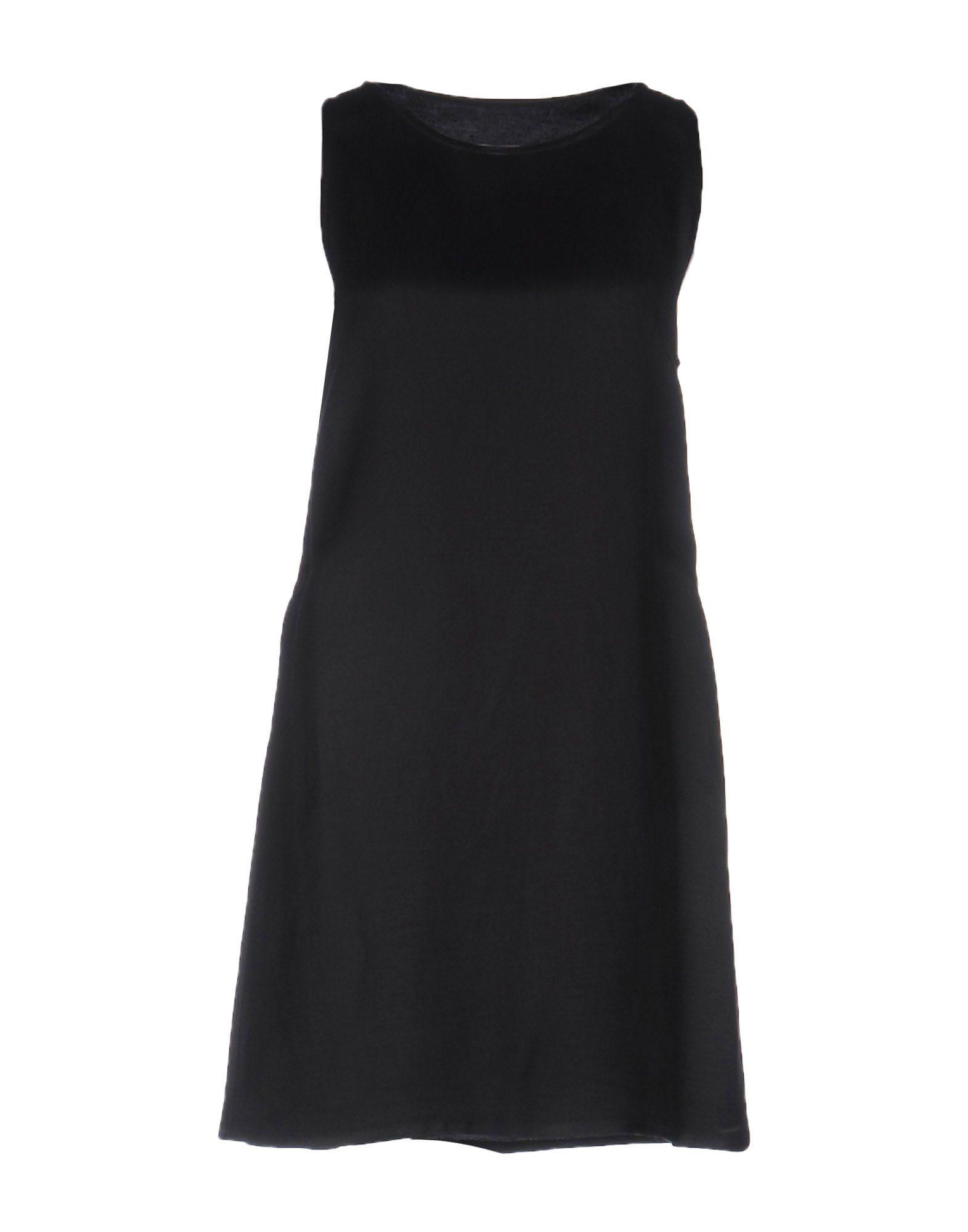 MM6 MAISON MARGIELA Damen Kurzes Kleid Farbe Schwarz Größe 6 jetztbilligerkaufen