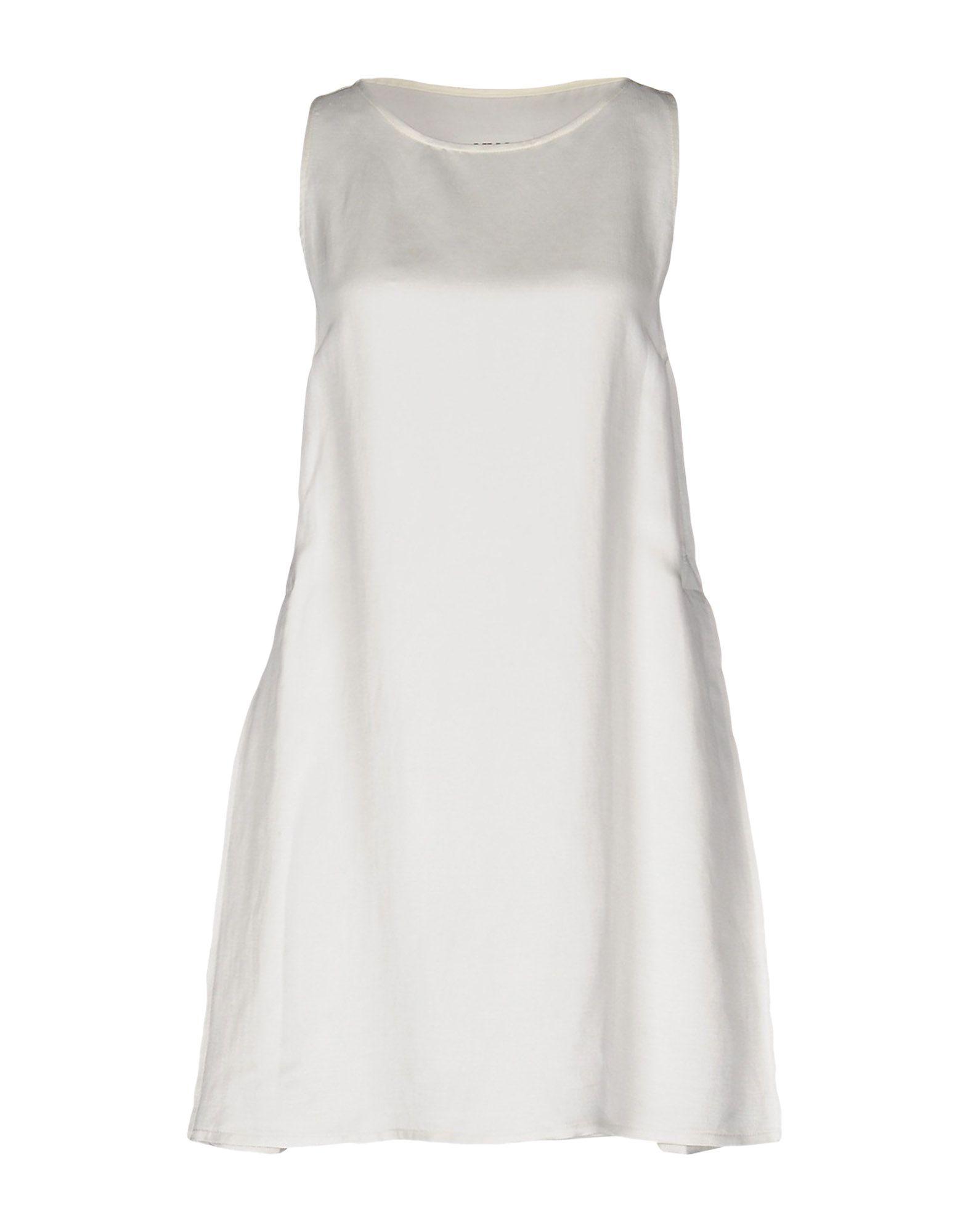 MM6 MAISON MARGIELA Damen Kurzes Kleid Farbe Beige Größe 5 - broschei