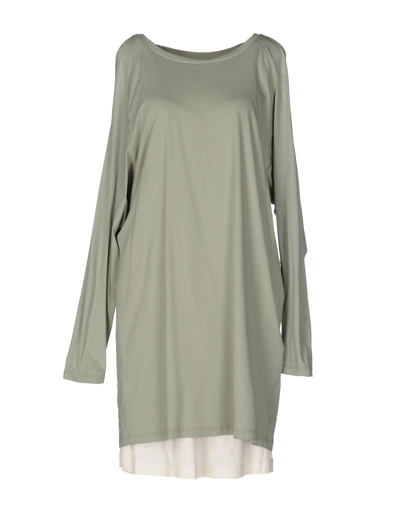 MM6 MAISON MARGIELA Damen Kurzes Kleid Farbe Militärgrün Größe 5 jetztbilligerkaufen