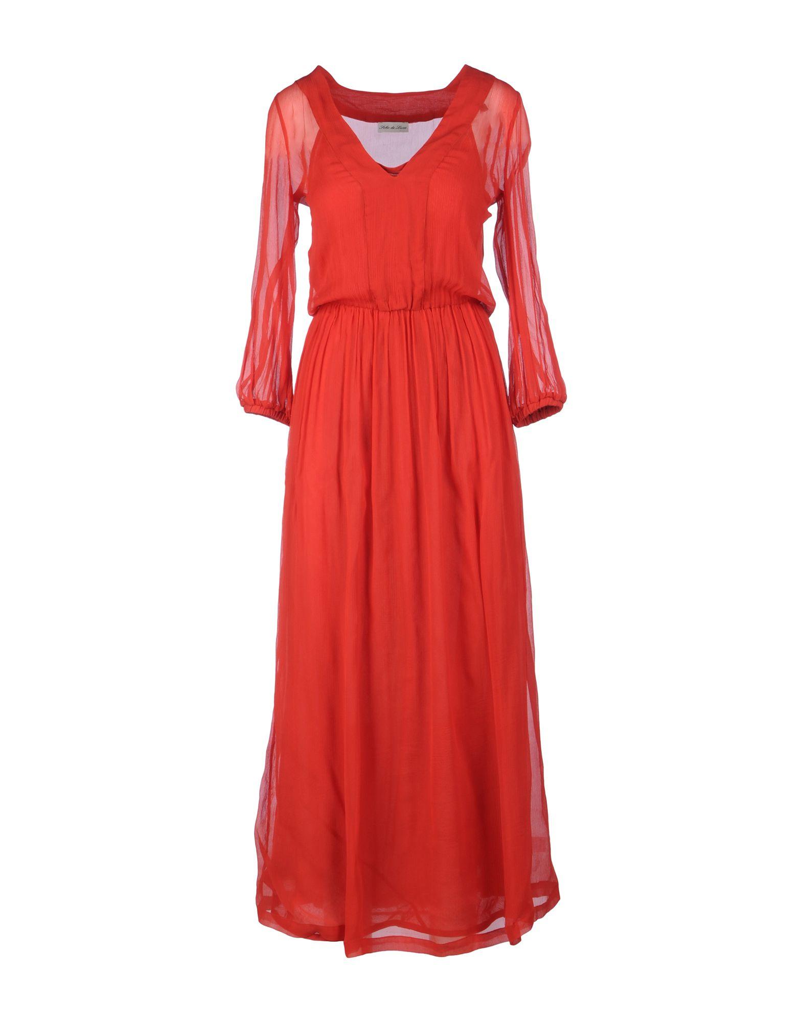 SOHO DE LUXE Длинное платье