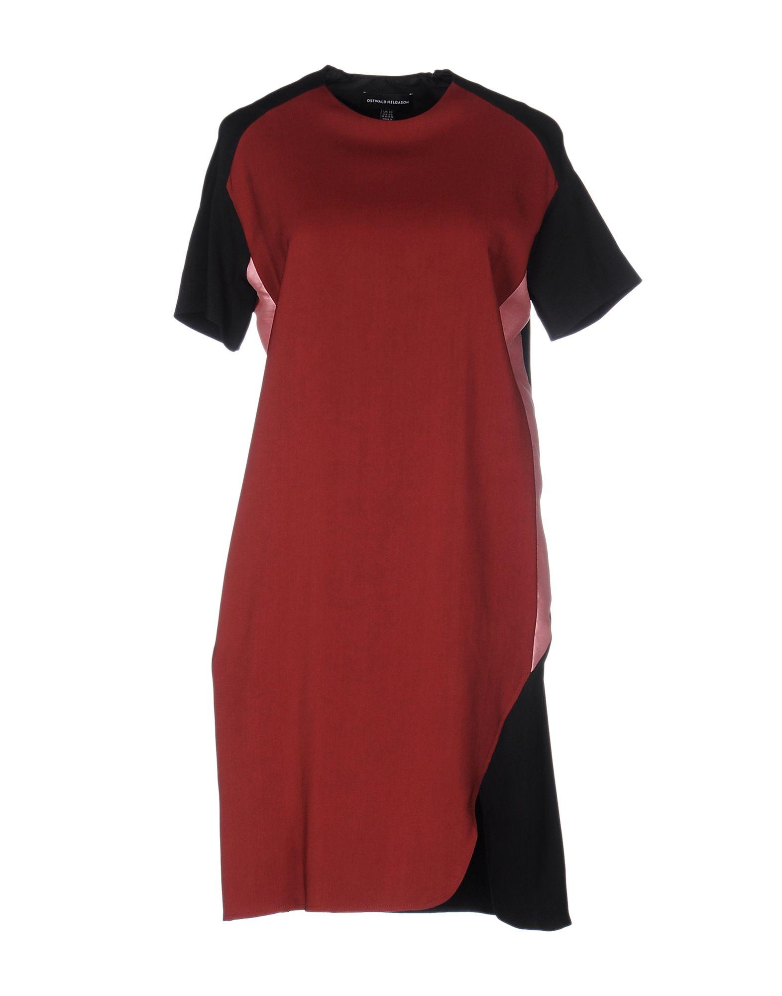 где купить  OSTWALD HELGASON Короткое платье  по лучшей цене