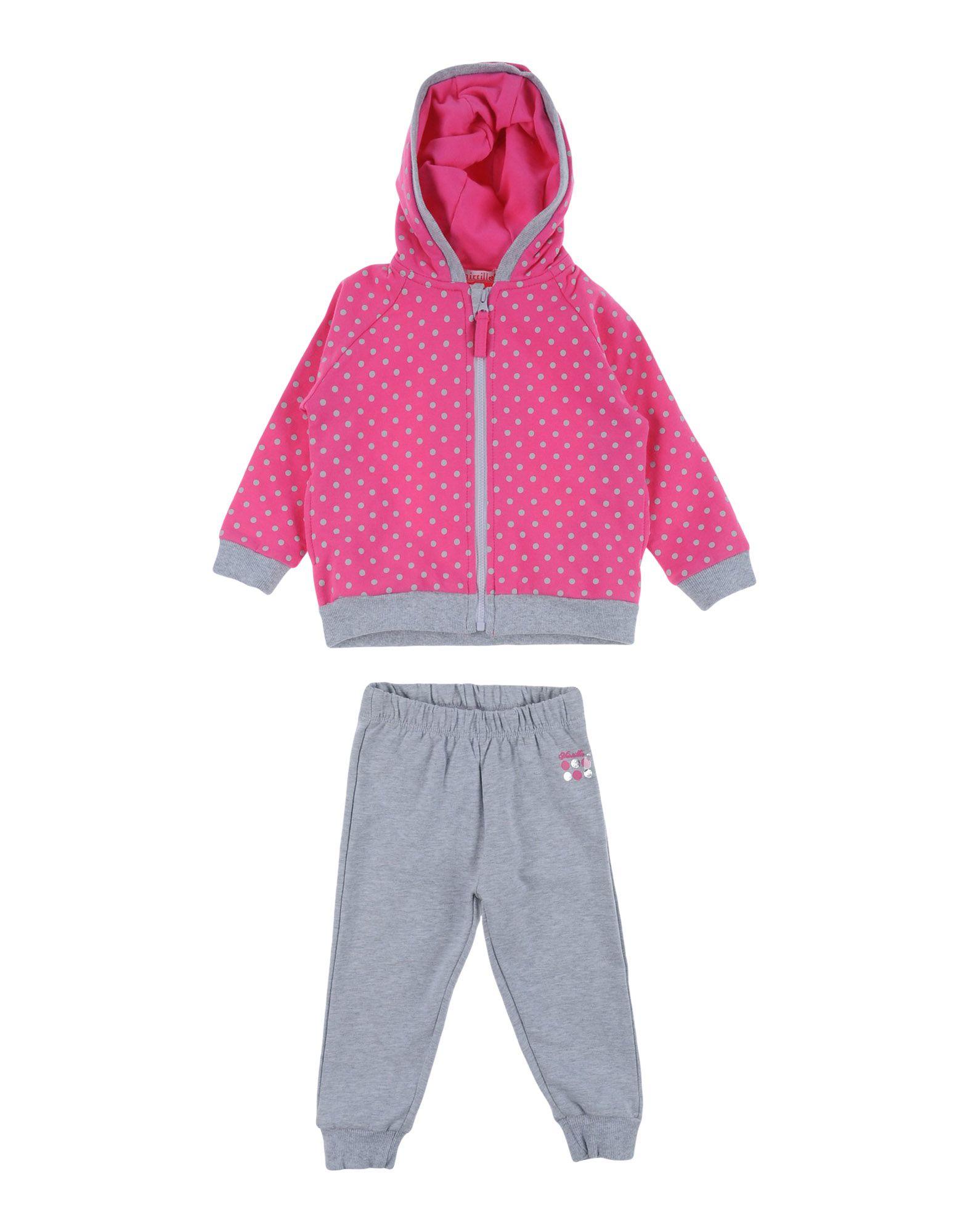 MIRTILLO Baby sweatsuits