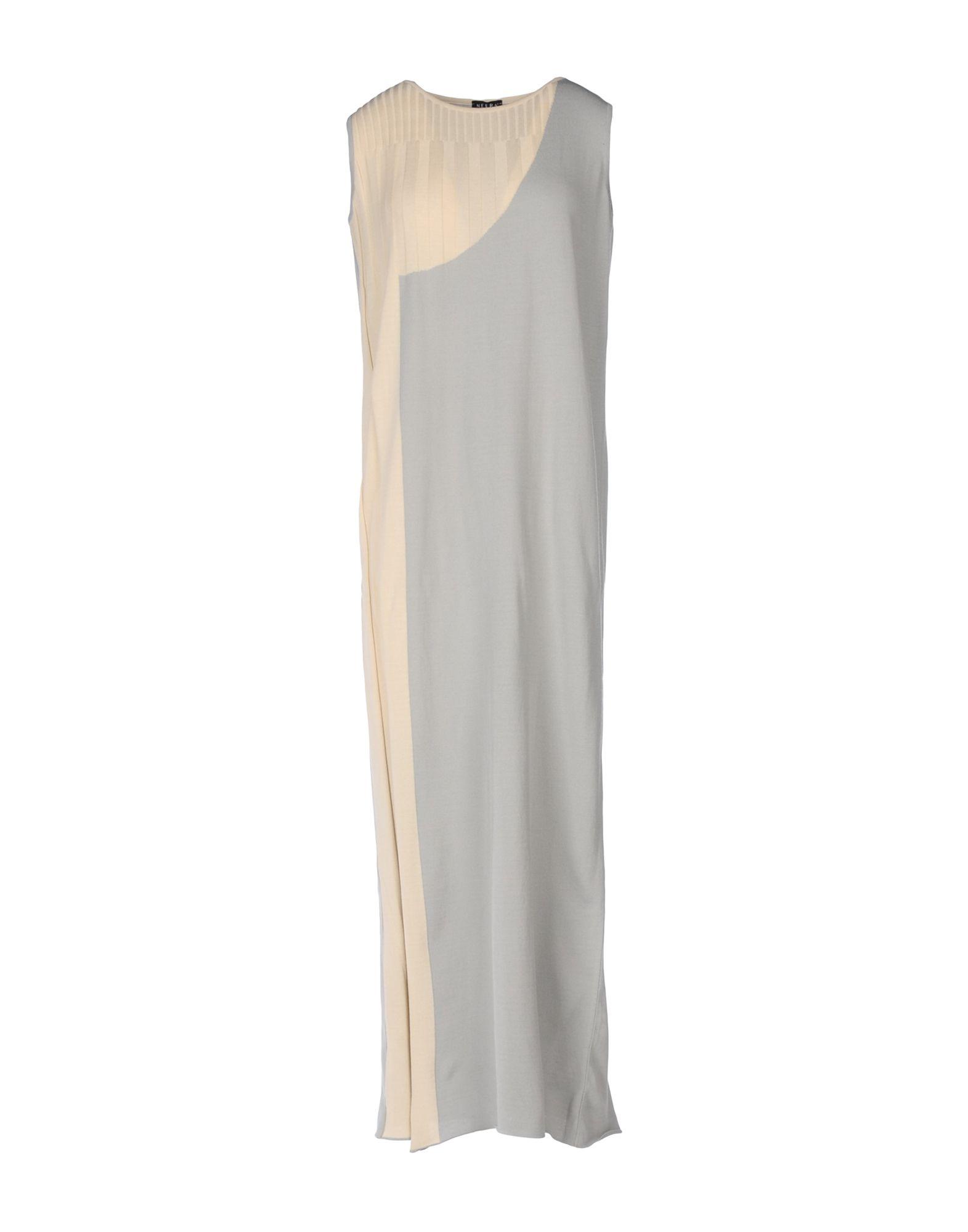 цена  NEERA Длинное платье  онлайн в 2017 году