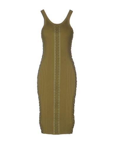 Платье до колена ALEXANDER WANG 34677766RV