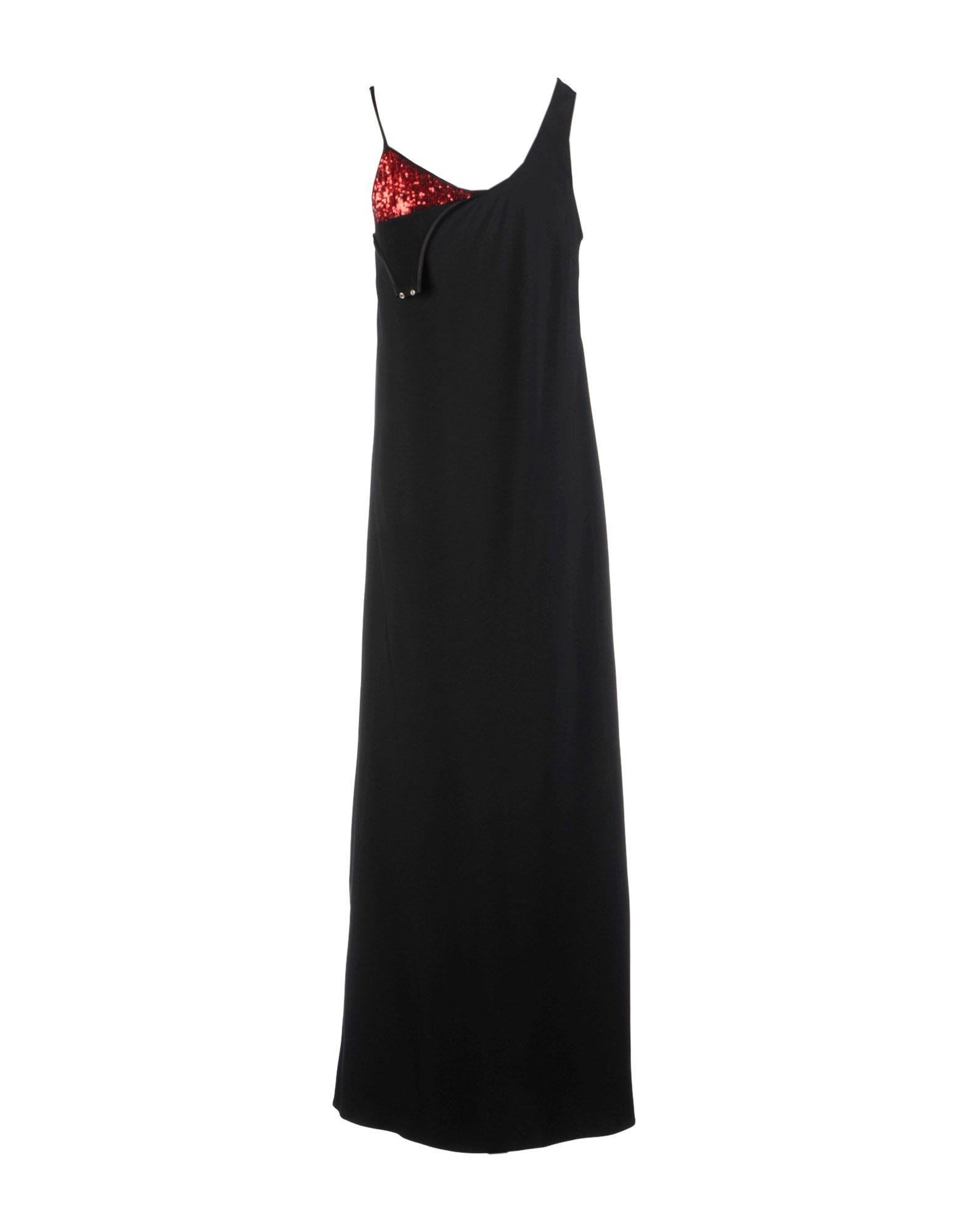 MM6 MAISON MARGIELA Платье длиной 3/4 lisa corti платье длиной 3 4