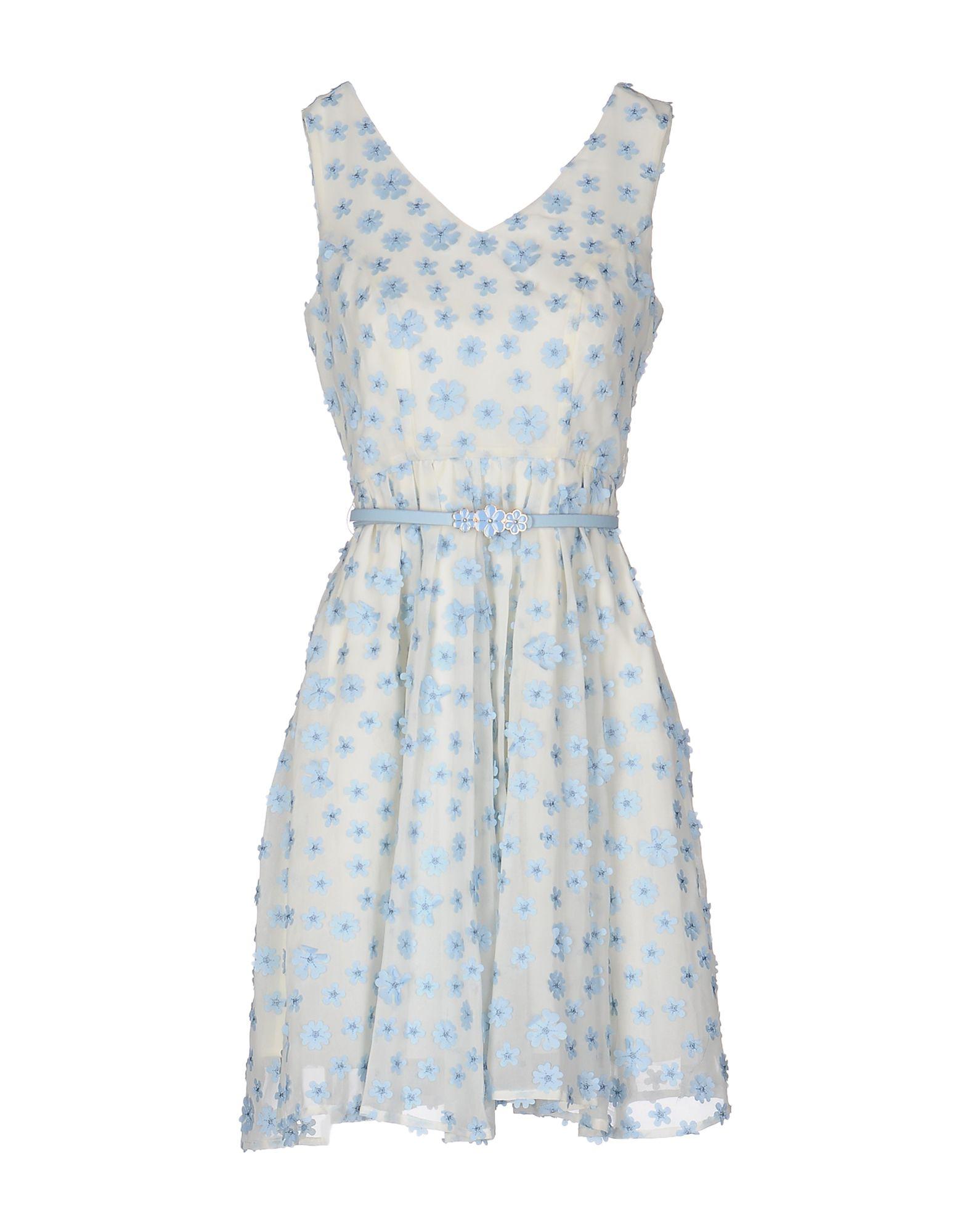 DARLING London Короткое платье платье qed london qed london qe001ewlxx46