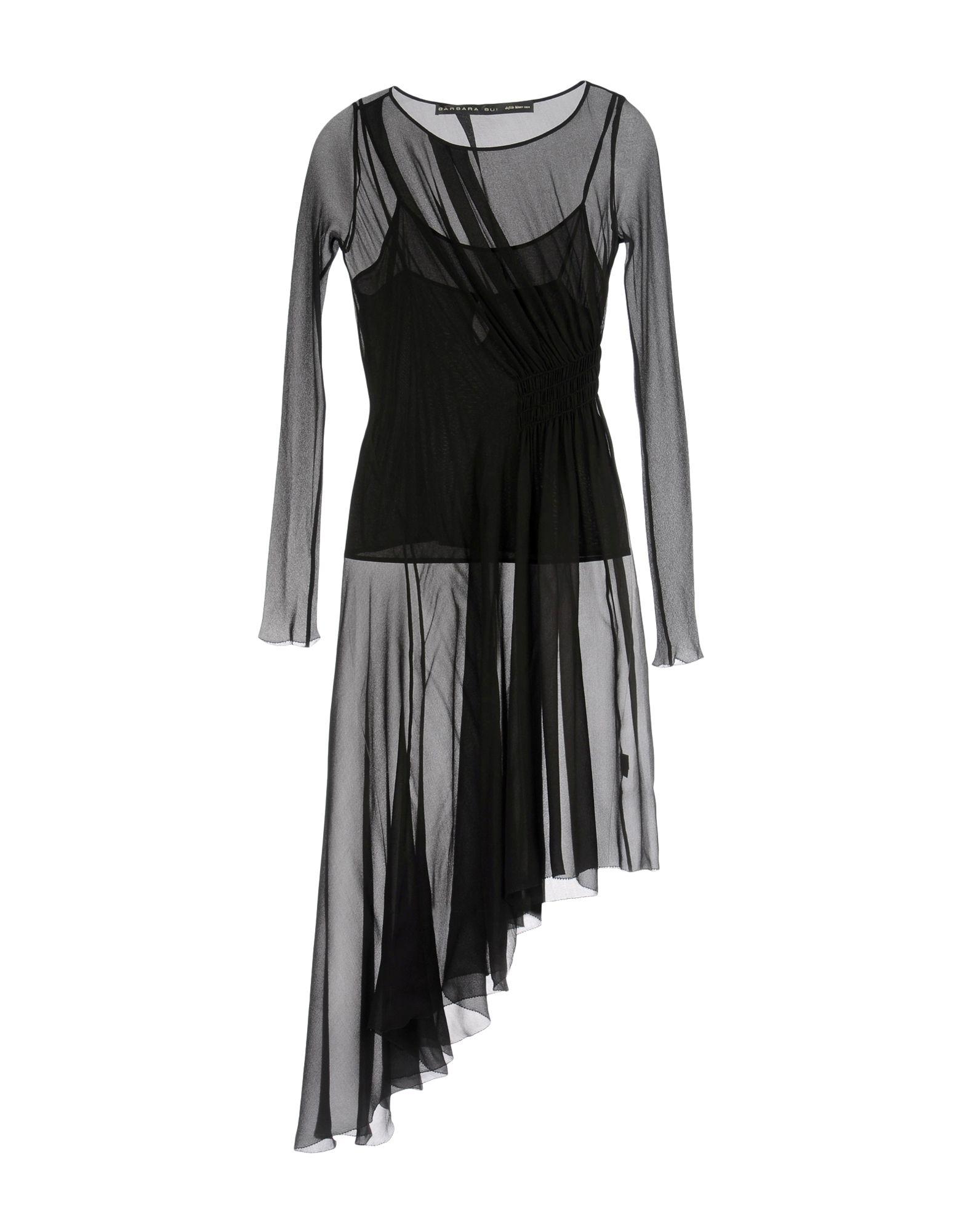 BARBARA BUI Платье до колена цены онлайн