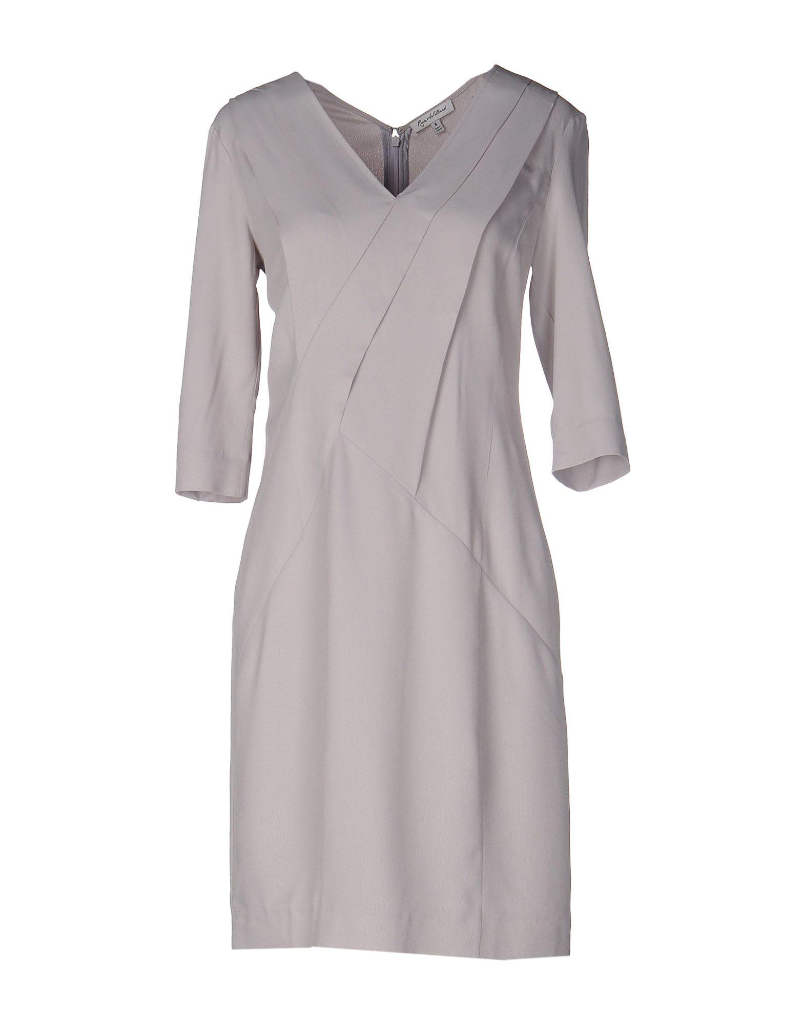 ROSE & WILLARD Короткое платье цена