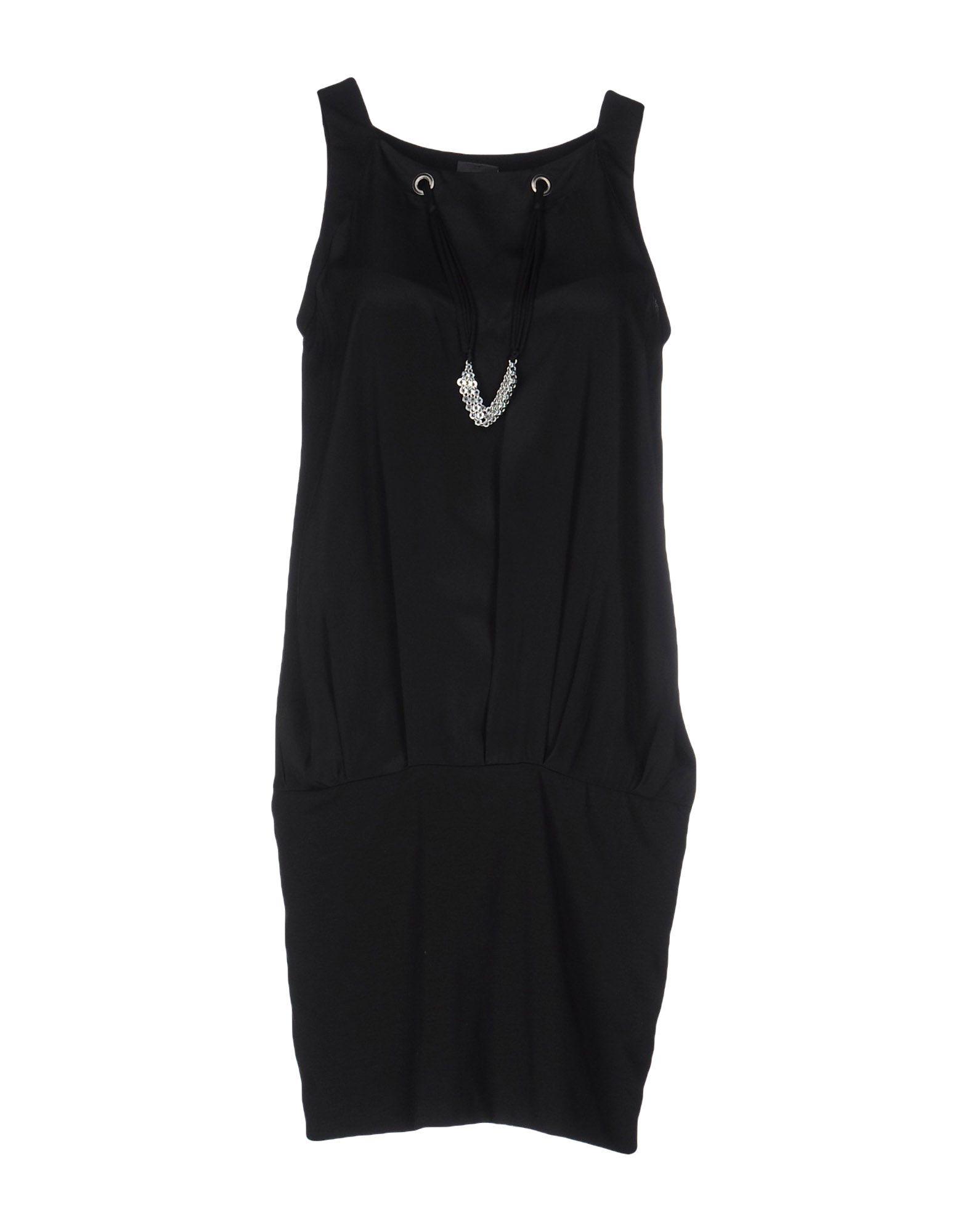 цена LORENA ANTONIAZZI Короткое платье онлайн в 2017 году