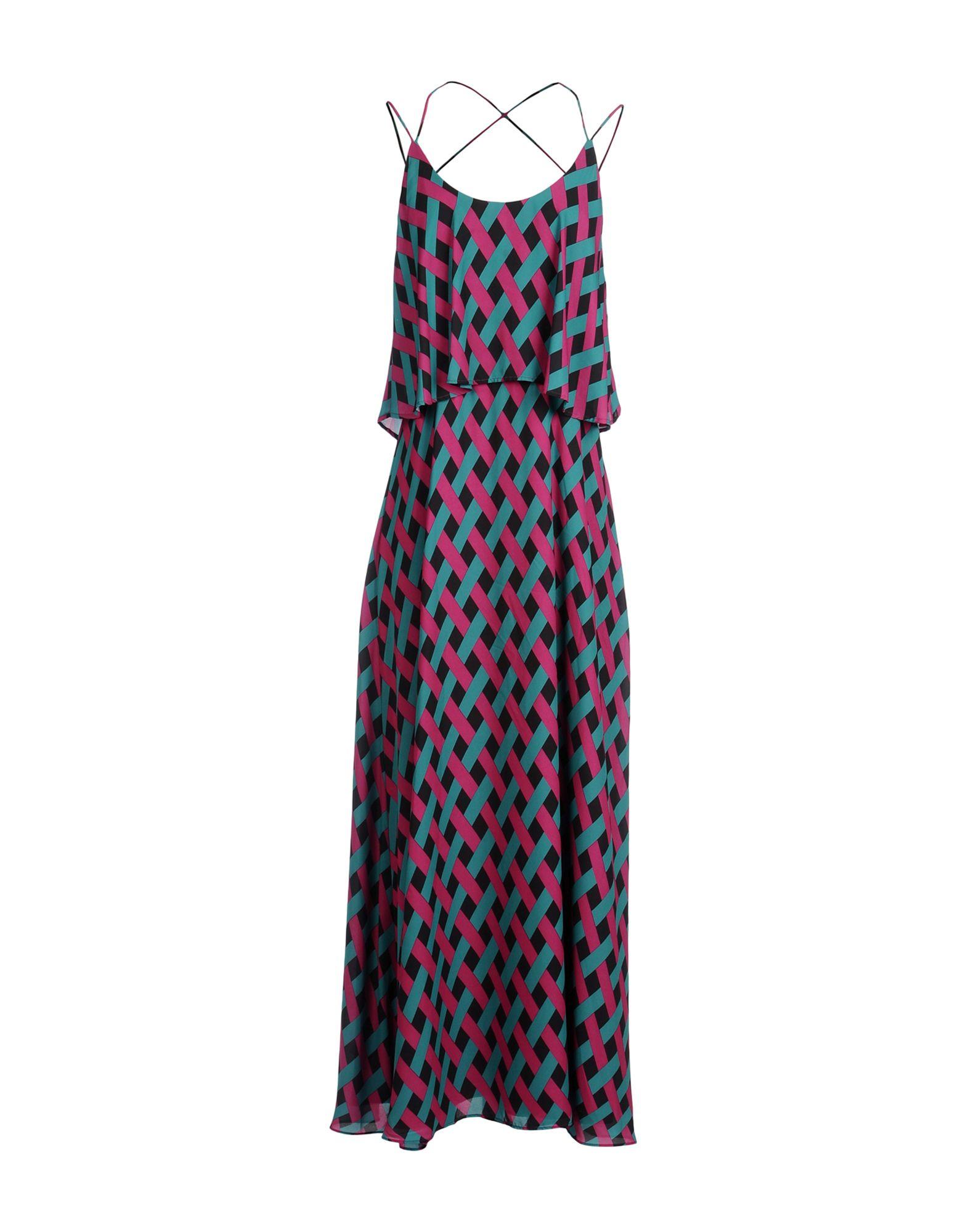 DARLING London Длинное платье платье qed london qed london qe001ewlxx46