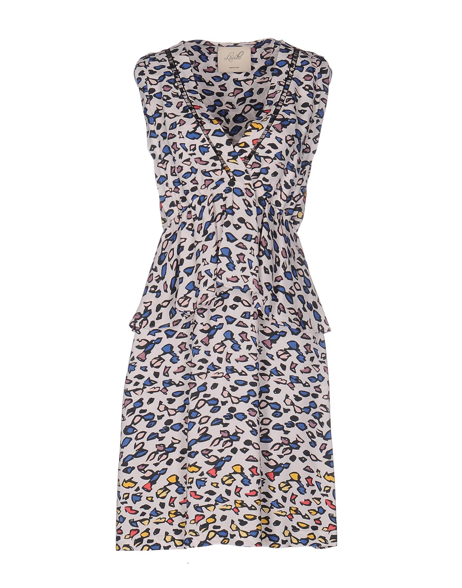 купить LUCILLE Платье до колена недорого
