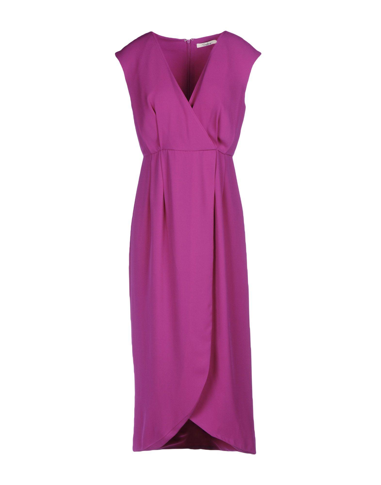 DARLING Платье длиной 3/4 lisa corti платье длиной 3 4