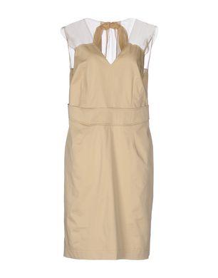ALBERTA FERRETTI Damen Knielanges Kleid Farbe Sand Größe 6 Sale Angebote Klein Döbbern
