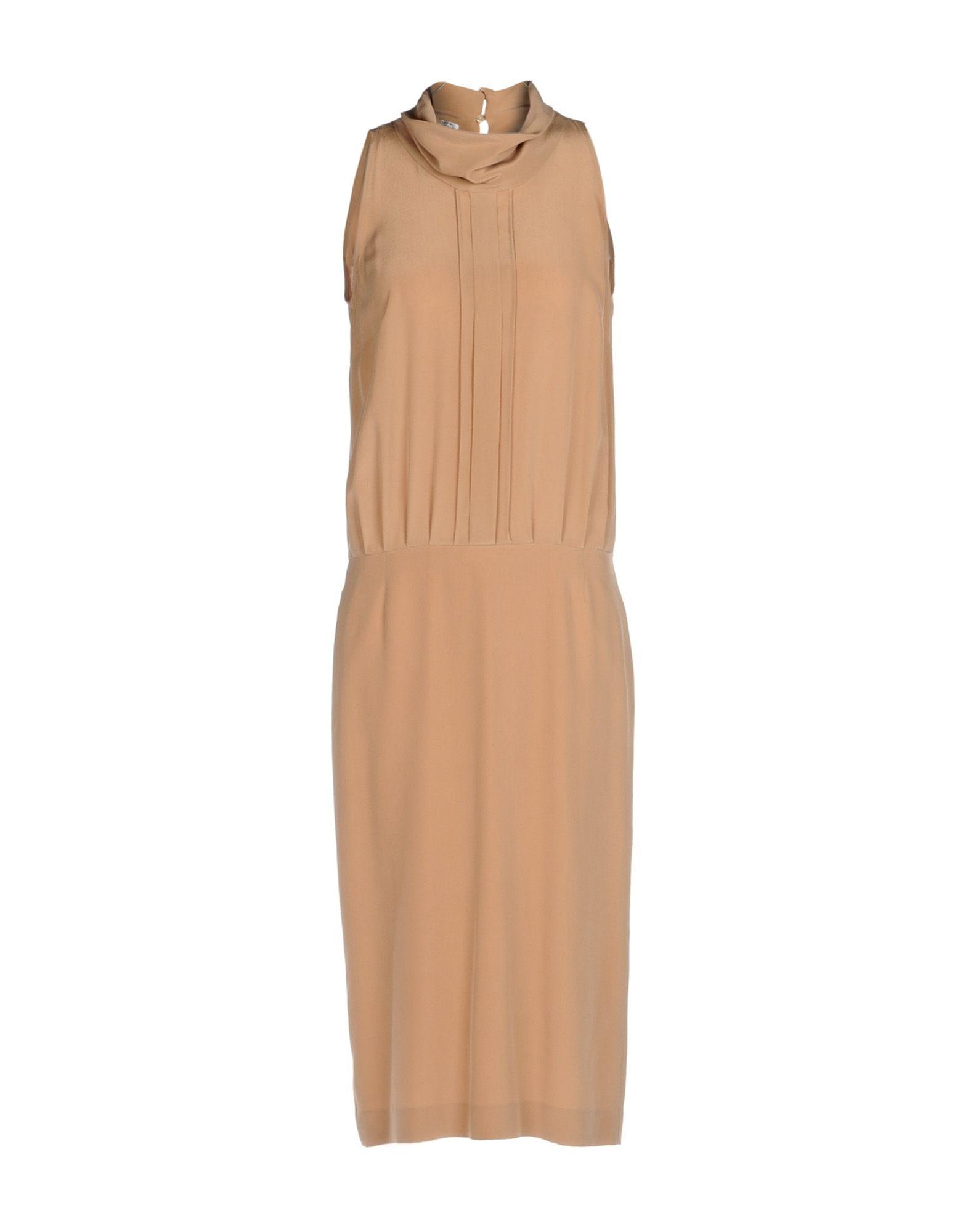VIAMAGGIO MASSIMO REBECCHI Платье длиной 3/4 massimo rebecchi длинное платье