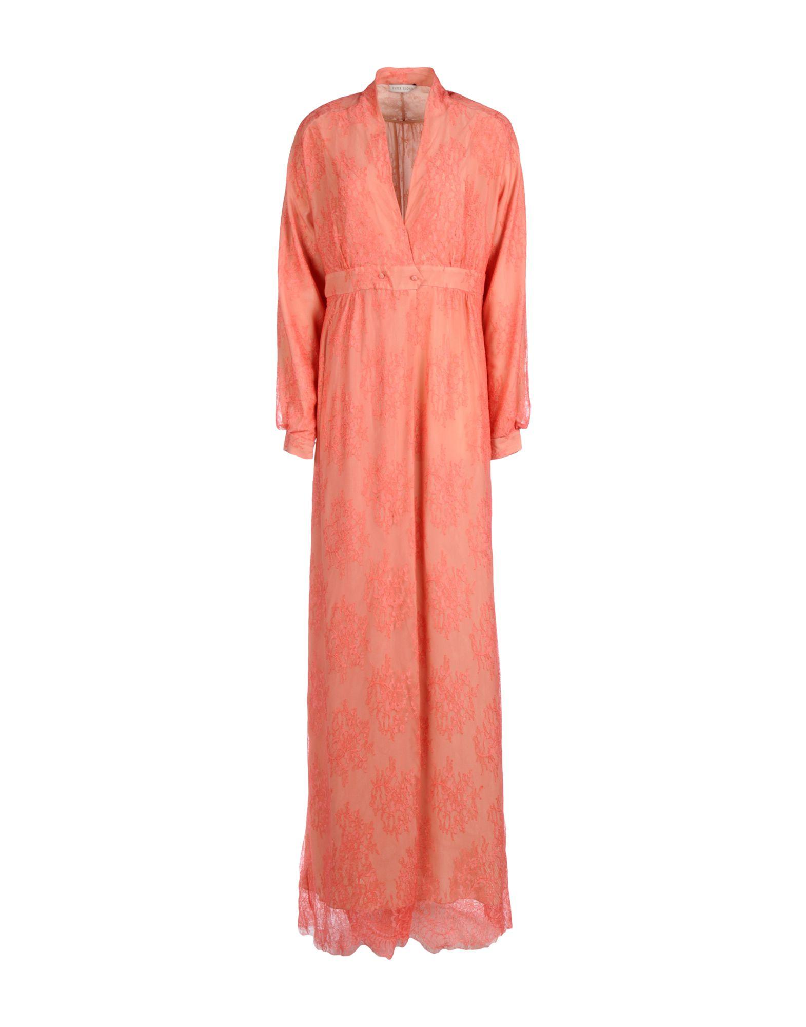 где купить SUPER BLOND Длинное платье по лучшей цене