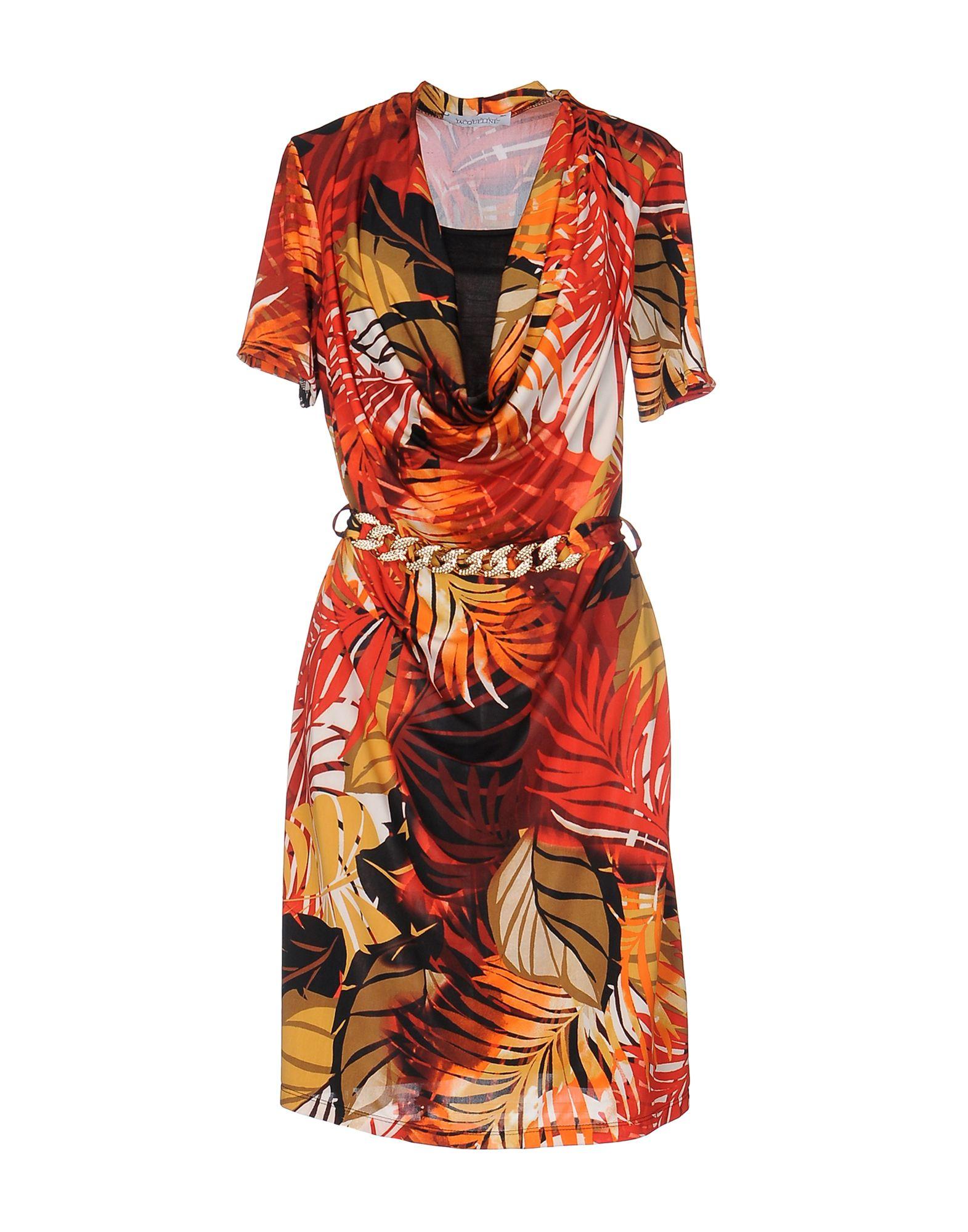 SOPHIE JACQUELINE Короткое платье блуза jacqueline de yong jacqueline de yong ja908ewujb68