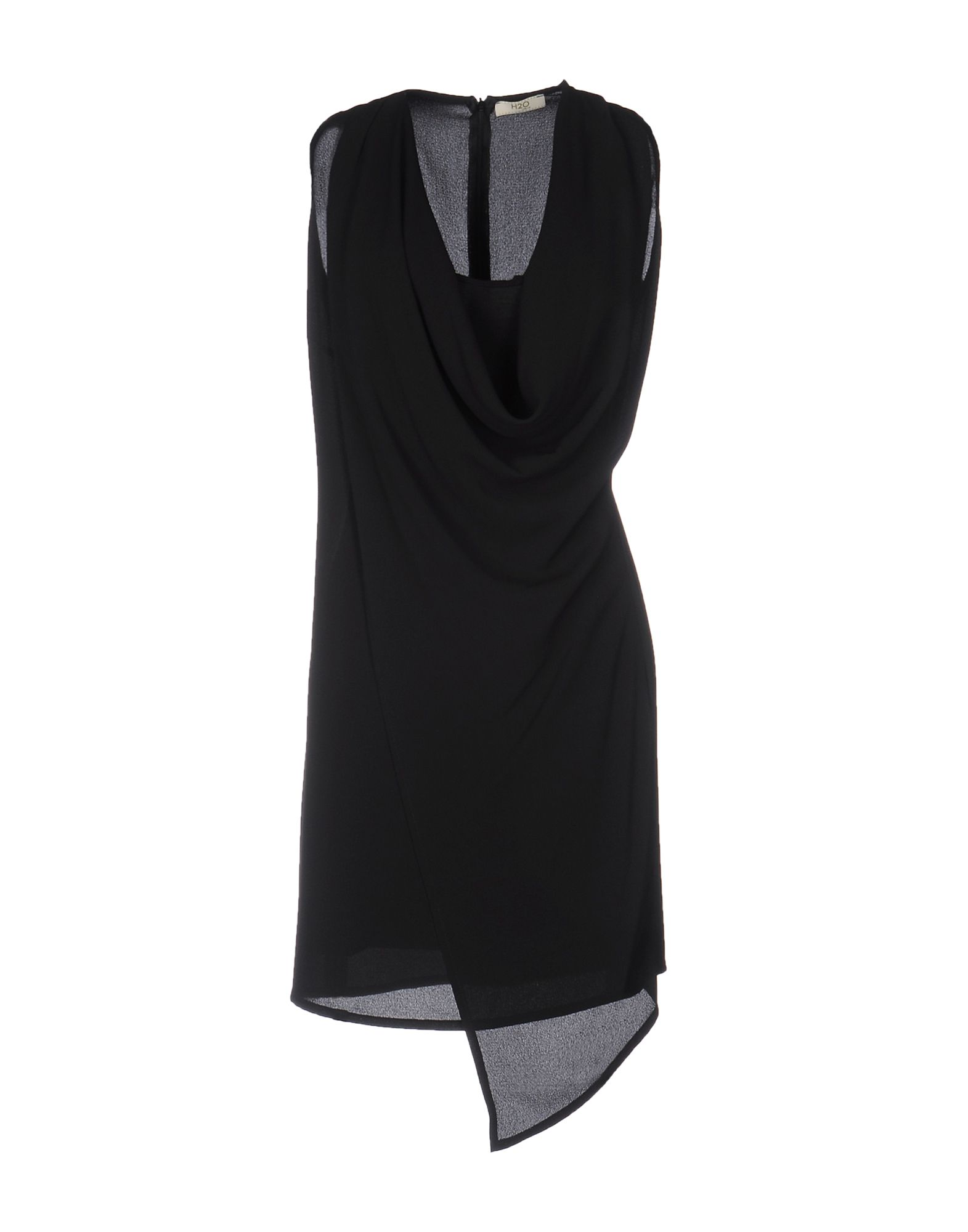 H2O  ITALIA Короткое платье h2o italia джинсовые брюки