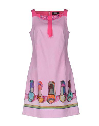 Короткое платье VDP COLLECTION 34679535CX
