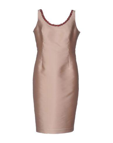 Платье до колена ANTONIO D'ERRICO 34679567BG