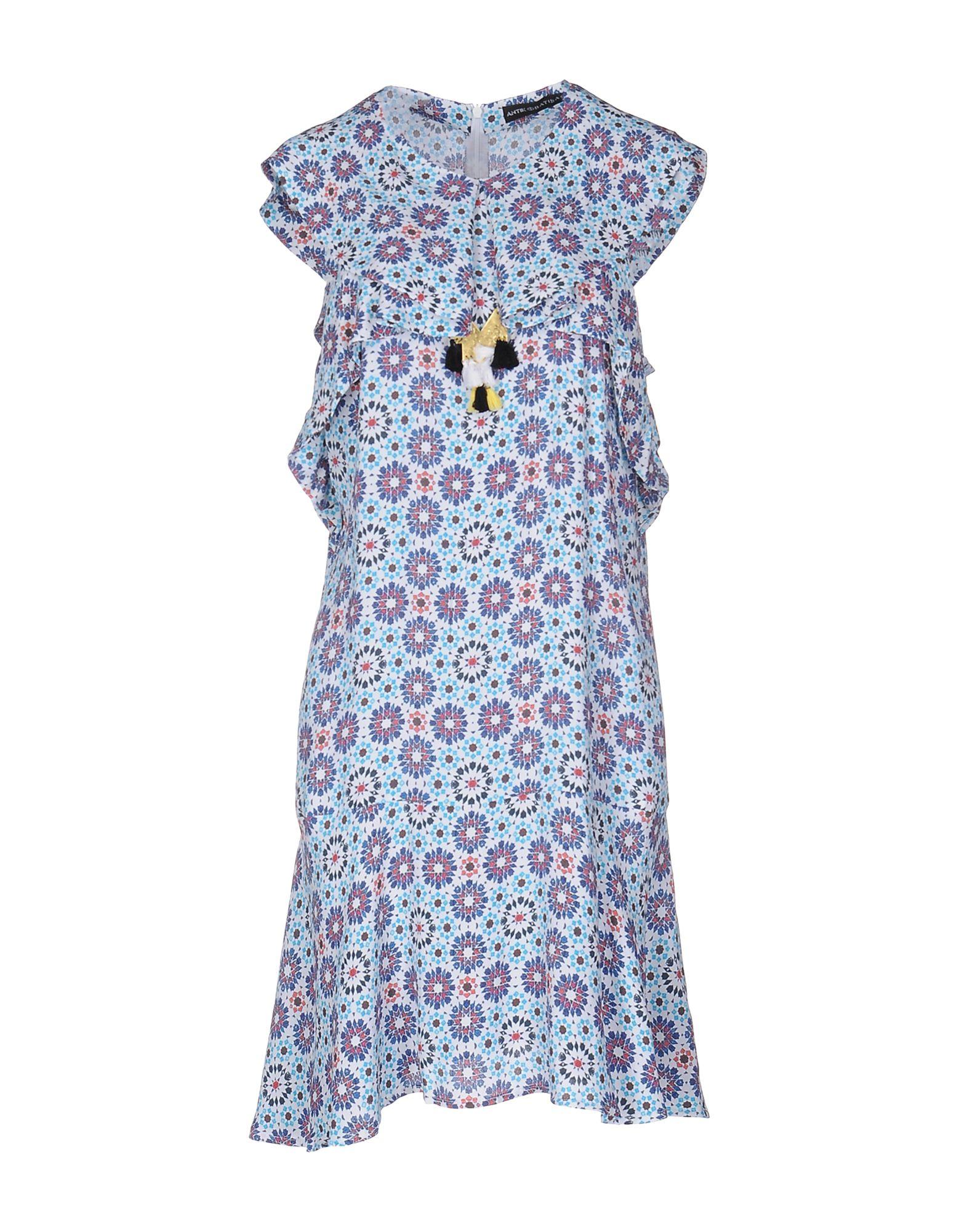 ANTIK BATIK Короткое платье antik batik короткое платье