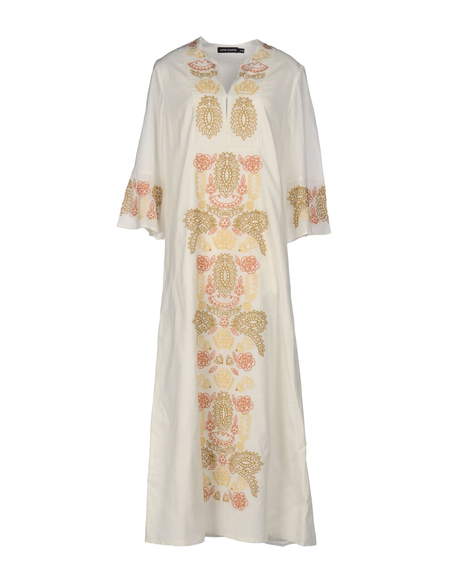 ANTIK BATIK Длинное платье antik batik сумка на руку