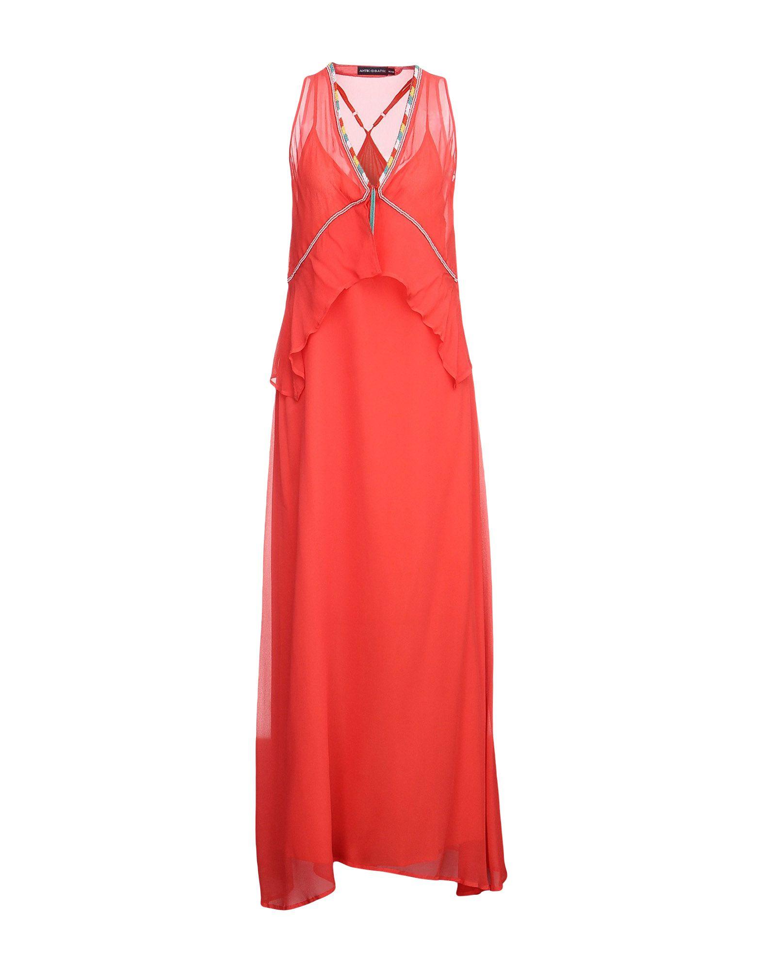 ANTIK BATIK Длинное платье batik batik зимний комплект маруся 350 200гр сиреневый